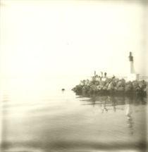 Lighthouse by Ervin Bartis