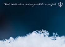 Weihnachtskarte Smilla_2 by Sonja Dürnberger