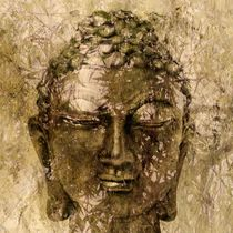 Buddha by Christine Lamade