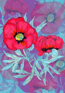 Botanical-01 by Zoe Barker