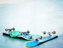 Skateboards by Andreea Veder
