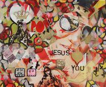jesus loves you von hermes berrio