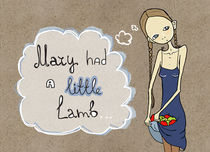Mary had a little lumb by Kate Hasselnott
