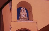 Religious Clock by Andreas Charitonos