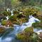 Karwendel-wasserfall-ohne-signatur