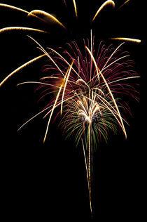 Feuerwerk von Tatjana Walter