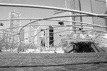 Millennium Park by Milena Ilieva