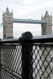 Tower Bridge by ANNA CAMORALI