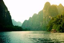 Li river von Alexey Galyzin