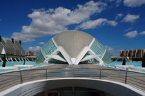 Valencia, Hemisfèric 2 by Frank Rother
