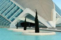 Valencia, Hemisfèric 4 (Detail) by Frank Rother