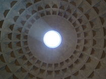 [Italy] - The oculus of the Pantheon von Dave ten Hoope