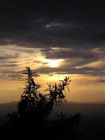 [Kenya] - Sunset at the Great Rift Valley von Dave ten Hoope
