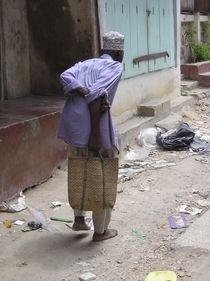 [Zanzibar] - Street life von Dave ten Hoope