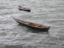 [Zanzibar] - Small dhows von Dave ten Hoope