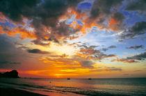 Carupano sunset von Juan Carlos Lopez