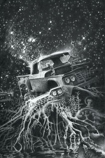 Junkyard stars by Paul Segsworth