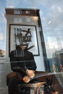 I Love Art - London by ANNA CAMORALI