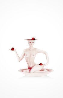 la pomme. by René de Brunn