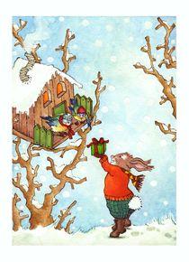 Geschenke zu Weihnachten  von Katja Kiefer