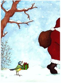Der Weihnachtsmann hat für jeden etwas von Katja Kiefer