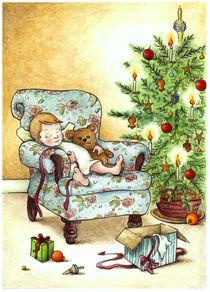 Weihnachten mit Teddy by Katja Kiefer