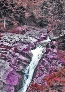Kuhflucht Wasserfall by axvo-fotografie