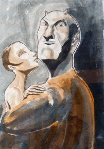 Devil in side by Obino Stefano