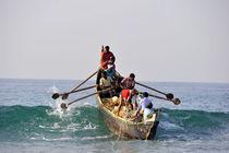 fischer vor kovalam in südindien von ralf werner froelich