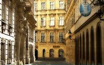Street in Vienna  by Agnieszka  Grodzka