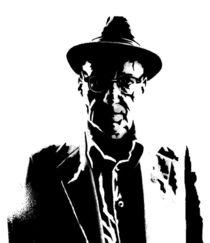 William S Burroughs von laughingindio