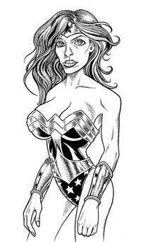 Wonder Woman von laughingindio