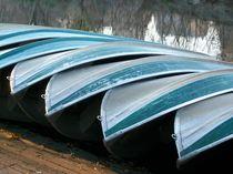 Boats at Rest von Gezim Geci