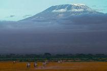 Kilimanjaro von Víctor Bautista