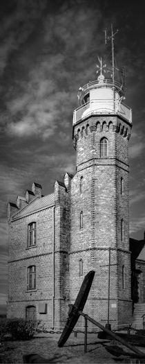 Leuchtturm Stolpmünde by Holger Brust