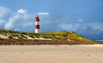 Leuchtturm am Lister Ellenbogen von Jens Uhlenbusch