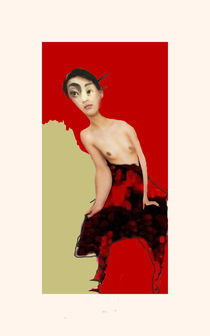 Dressing, 2007 von Thelma Van Rensburg