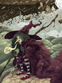Wicked Witch of the East by Logan Faerber
