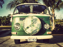 Hippie Car by Arther Maure
