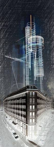 Futuristic design in Vienna von Sergiy Prokofyev