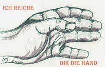 Ich reiche Dir die Hand von Dietmar Mittmann