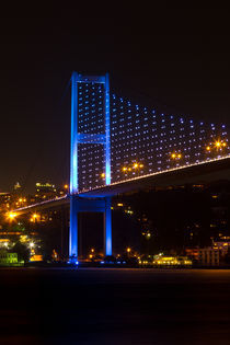 Bosphorus Bridge by Evren Kalinbacak