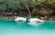 Ilica Waterfall Pond by Evren Kalinbacak