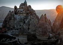 Sunrise over Cappadocia by RicardMN Photography