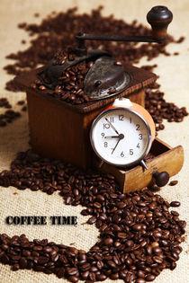 Coffee Time by Falko Follert