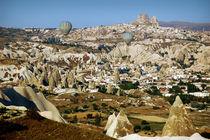 Air balloons over Cappadocia by RicardMN Photography