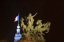 Vive La France by Louise Heusinkveld