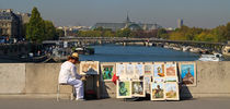 An Artist in Paris von Louise Heusinkveld