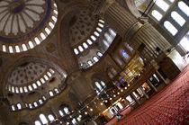 Moschea Blu from inside by dem