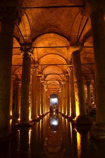Basilica Cisterna, Istanbul by dem
